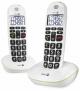 Telefon Doro PhoneEasy® 336w duo, Weiß