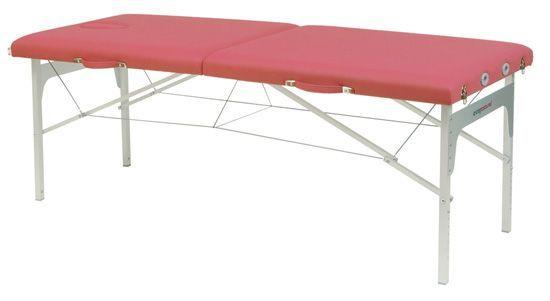 Massageliege mit Spannseilen Ecopostural höhenverstellbar C3411