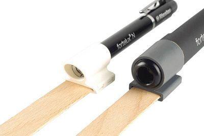 Spatelhalter für Diagnostiklampe Riester Fortelux