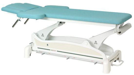 Ecopostural Massageliege mit Armstütze für Physiotherapie C3544M48