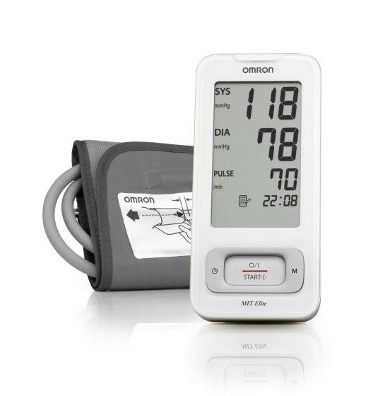 Blutdruckmessgerät Oberarm Omron MIT ELITE