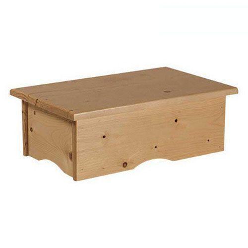 Holz-Trittbrett Ecopostural A4412
