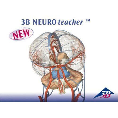 Logiciel anatomique NEURO teacher, Licence quinze utilisateurs