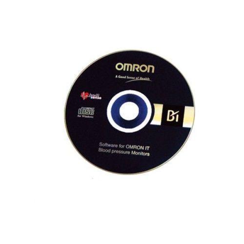 CD-ROM für Omron Blutdruckmessgeräte