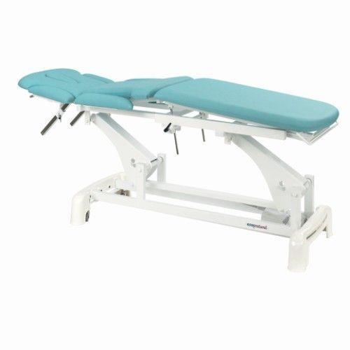 Elektrische Multifunktions-Massageliege mit Armstützen Ecopostural C3529M47
