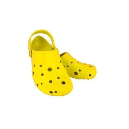 Schu'zz Clogs für Damen gelb