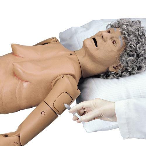 Geriatrische Krankenpflegepuppe, I W44077