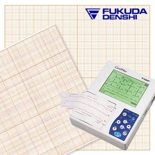 EKG Papier Rolle Fukuda Denshi