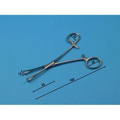 Dreieck Klemme Holtex 16 cm