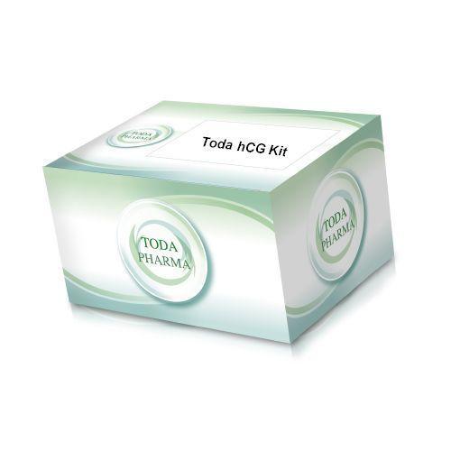 Schwangerschaftstest Kassetten-Format : Toda hCG Kit