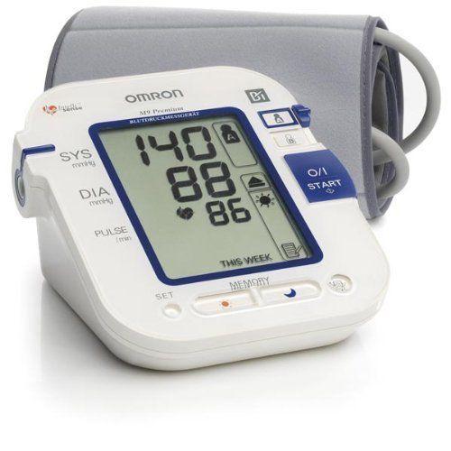 Vollautomatisches Oberarm Blutdruckmessgerät OMRON M9 Premium