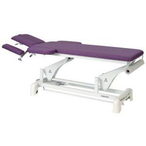 Elektrische Massageliege mit Armstütze Ecopostural C3542C