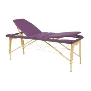 Massageliege mit Spannseilen Ecopostural höhenverstellbar C3213M61