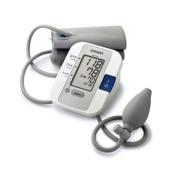 Halbautomatisches Blutdruckmessgerät Omron M1 Plus