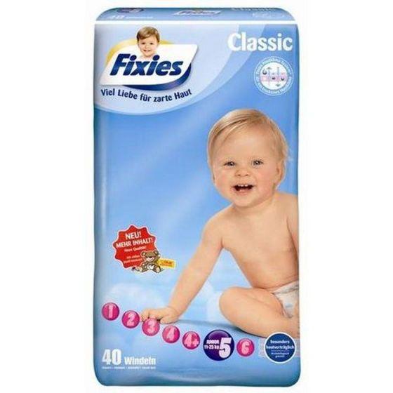 108 Babywindeln Fixies Junior (11-25 kg)
