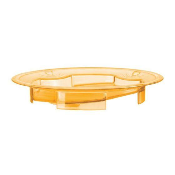Kompaktplatte Orange Holtex
