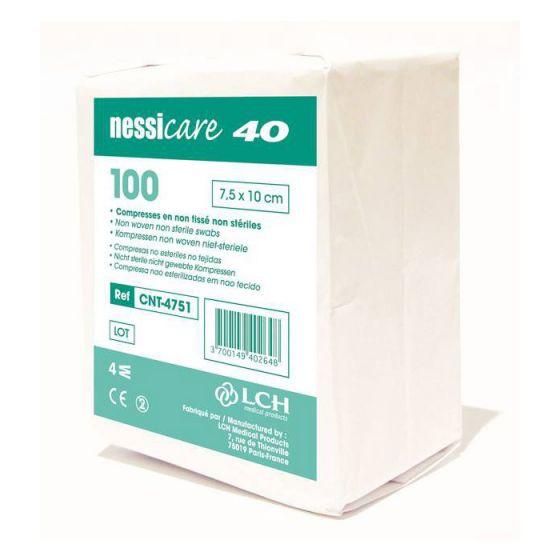 Non-Woven-nicht-steril Kompressen  Nessicare LCH 40