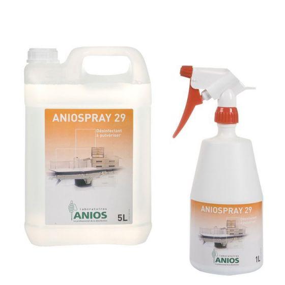 Desinfektionsmittel Oberfläche Aniospray 29