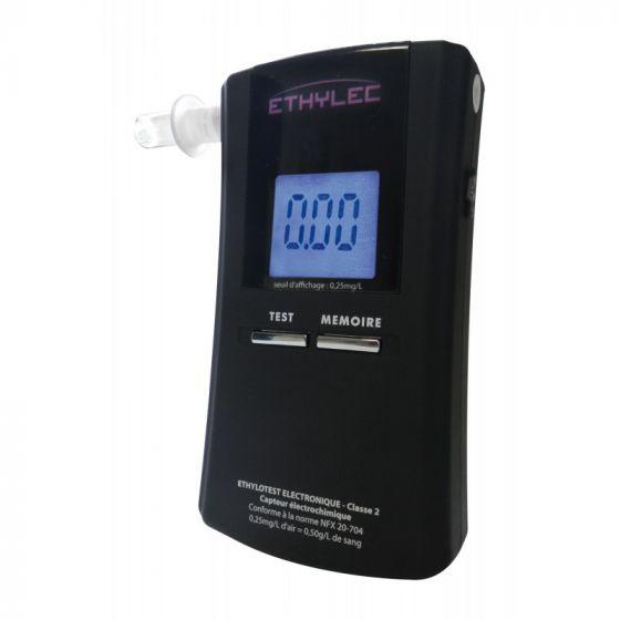 elektronische Alkoholtest Ethylec + komplette Mallette