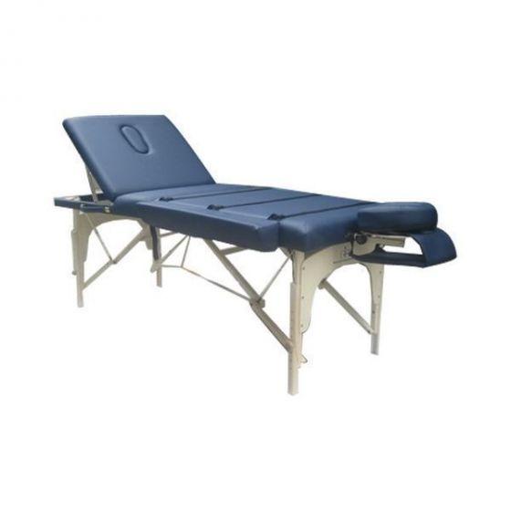 Massageliege Eco mit Rückenlehne 2008