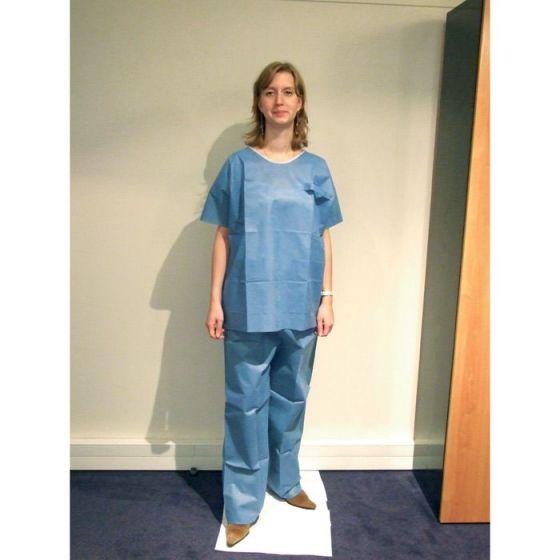 LCH Schlafanzug mit zwei nicht-sterilen Beuteln