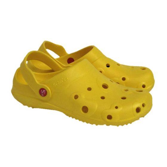Schu'zz Clogs für Herren gelb