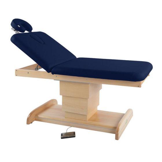 Table de massage électrique à piètement central Ecopostural C6202
