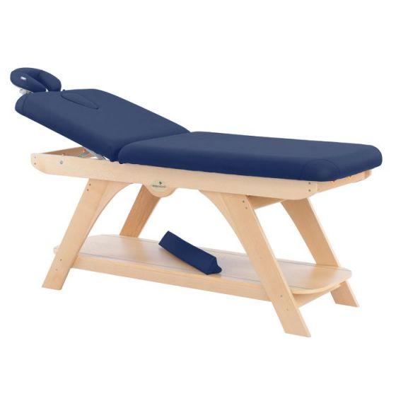 Table de massage fixe en bois Ecopostural C3270 hauteur fixe