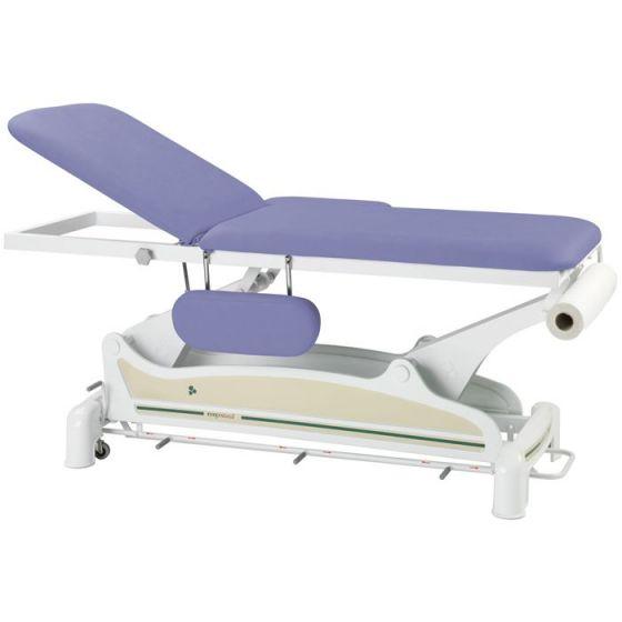 Elektrische Massageliege 2-teilig mit peripherer Fußbedienung Ecopostural C3551