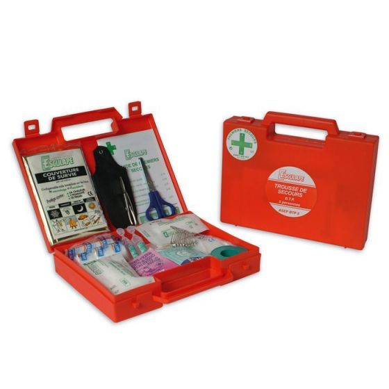 BTP Notfalltasche für 5 Personen Esculape