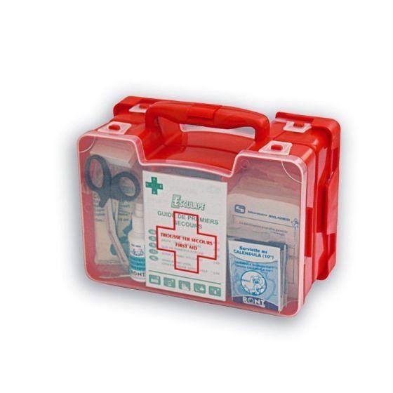 BTP Notfalltasche  Esculape für 30 Personen, größe Baustelle