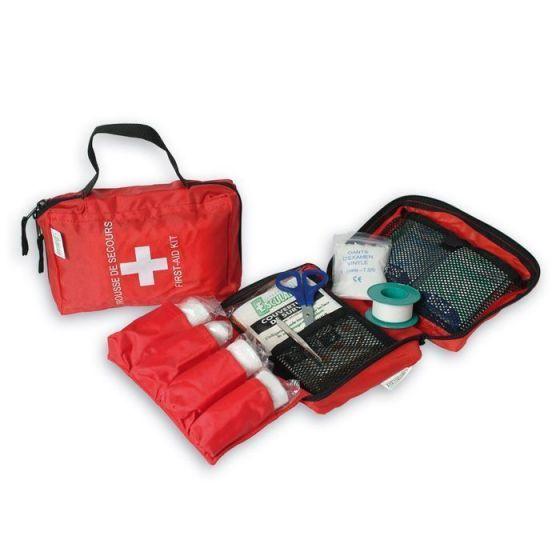 Wage Notfalltasche  Esculape für 4 Personen