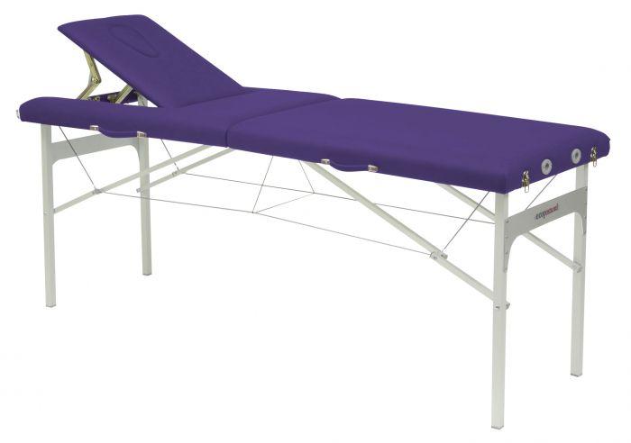Massageliege mit Spannseilen Ecopostural stationäre Höhe C3415